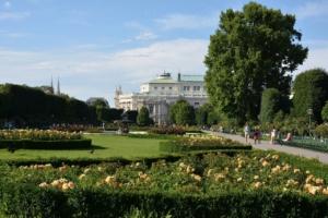 Parks in Wien