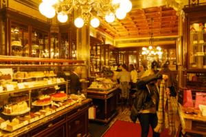 Cafe Demel Sehenswürdigkeiten Wien